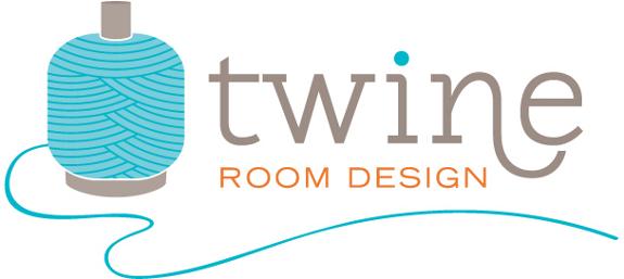 Twine Room Design Company Logo