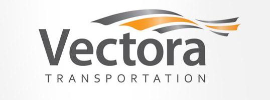 Vectora Transportation Company Logo