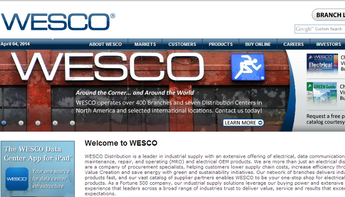 Wesco Industrial