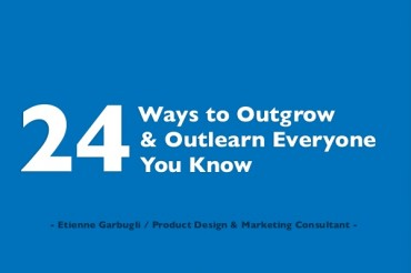 24 Ways to Outgrow Your Competitors