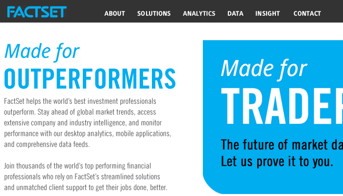 FactSet Research