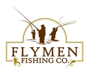FlyMen Fishing Company Logo