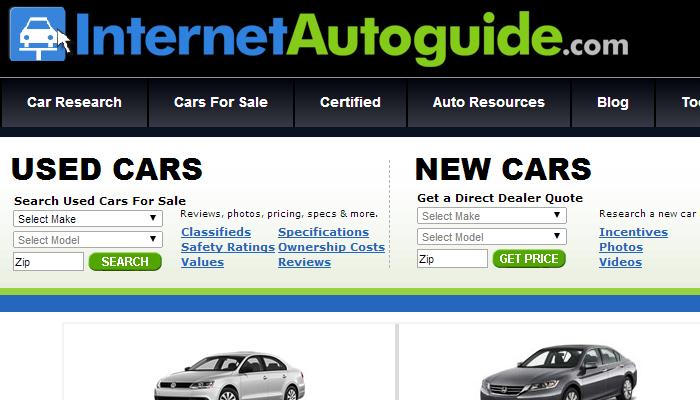 Internet AutoGuide