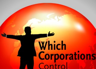 The 34 Companies that Control the World