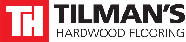 Tilmans Hardwood Flooring Company Logo