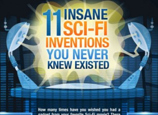 11 Amazing SciFi Inventions Being Used Today