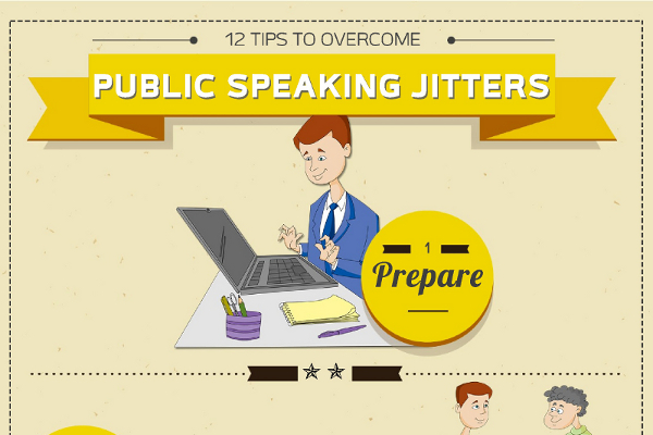 How do you overcome fear of speaking in public?