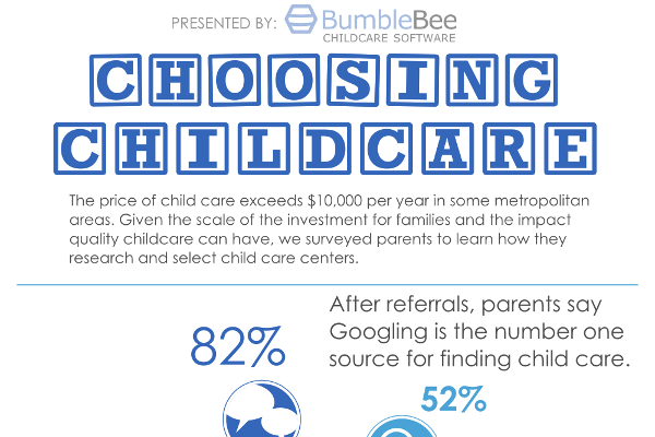 marketing ideas for child care centers