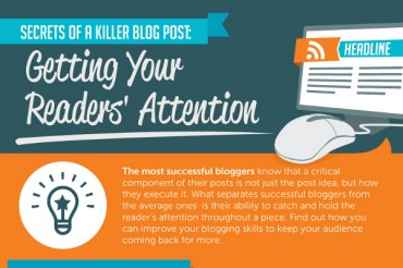 8 Clever Blog Titles that Grab Your Audience's Attention
