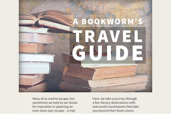 11 Real Places Famous Books Are Based On