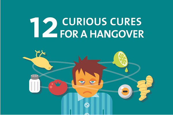 12 Fast Cures for Hangovers