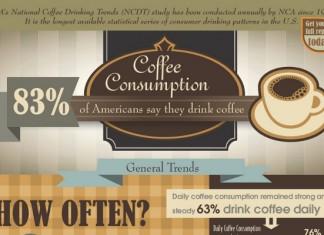25 Coffee Drinkers Demographics