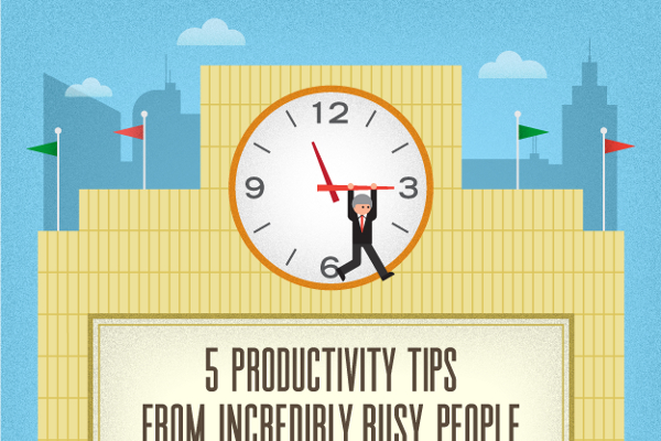 5 Keys to Super Productivity