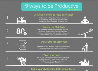 9 Ways to Increase Your Productivity