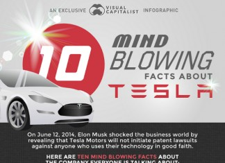 10 Incredible Facts About Elon Musk's Tesla Motors
