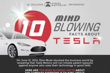 10 Incredible Facts About Elon Musk's Tesla Motors