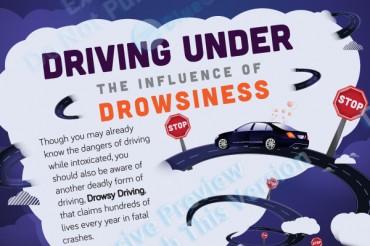 20 Horrific Drowsy Driving Statistics