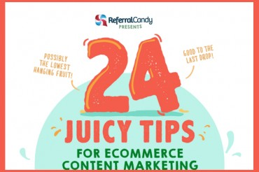 24 Ecommerce Content Marketing Tips