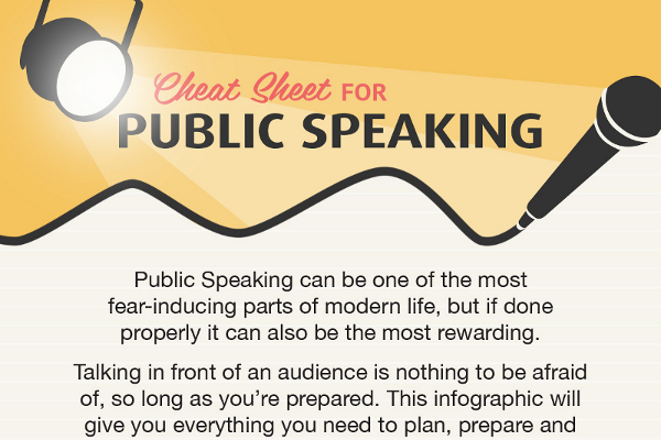 37 Impressive Public Speaking Tips