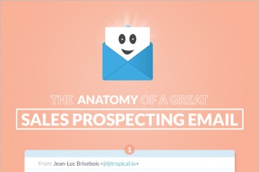 9 Keys to a Perfect Sales Prospecting Email