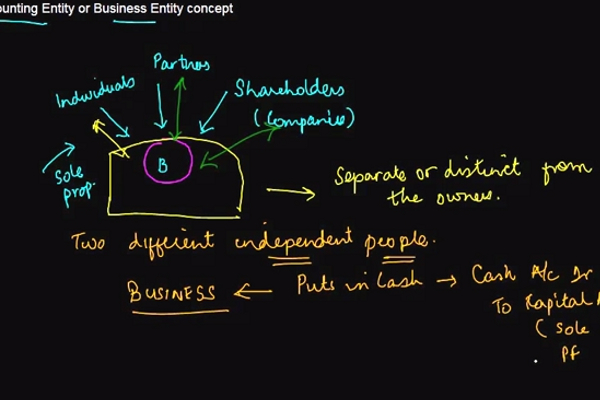 Explanation of the Business Entity Principle