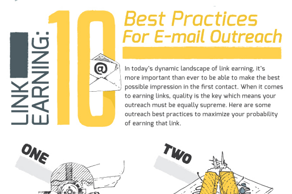 How to Earn Links Using Email Outreach