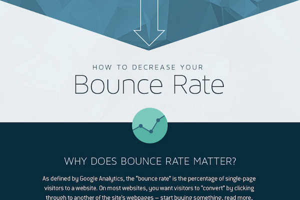 11 Ways to Decrease Bounce Rates