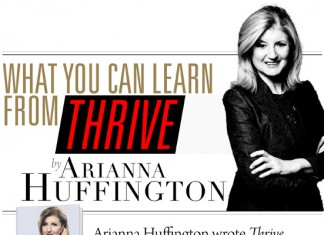 17 Lessons Learned from Arianna Huffington's Thrive