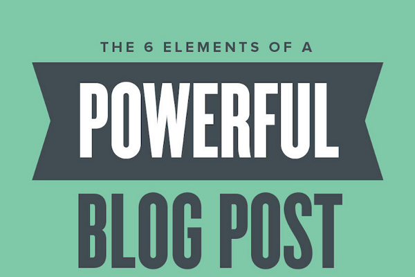6 Tactics That Make Your Blog Awesome