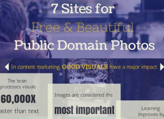 7 Best Sites to Get Free Public Domain Photos
