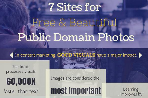 7 Best Sites to Get Free Public Domain Photos