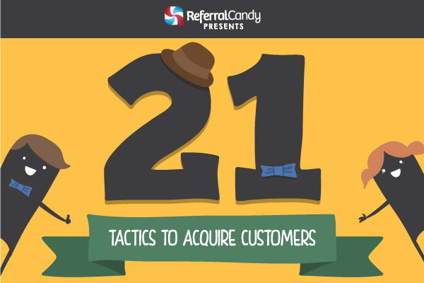 21 Unique Ways to Get More Customers