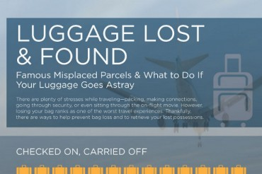 23 Notable Lost Luggage Statistics