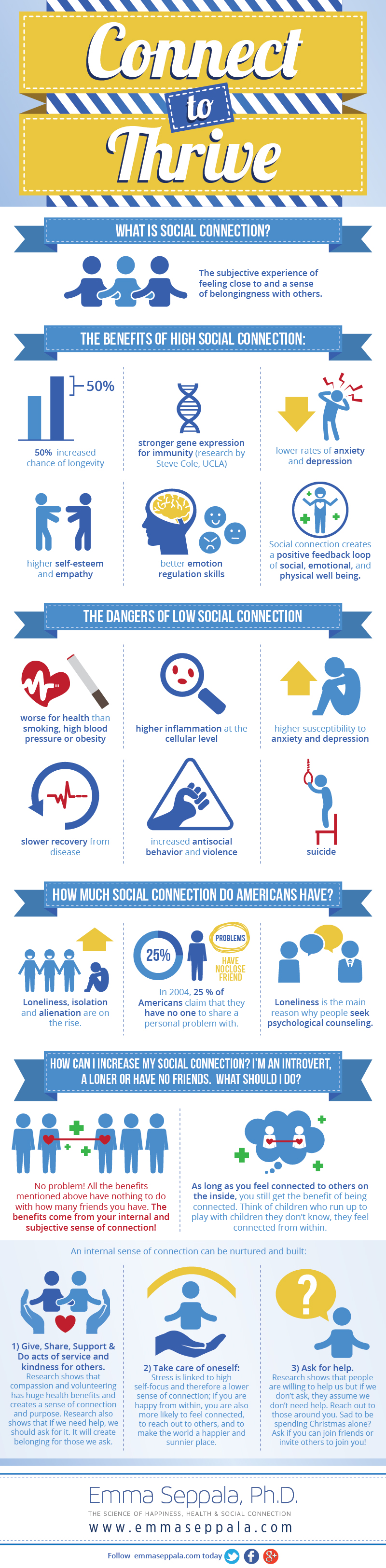 Benefits of Social Connections