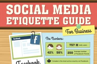 Social Media Etiquette for Business