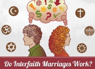 20 Intriguing Interfaith Marriage Statistics