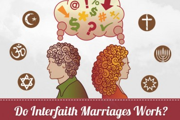 20 Intriguing Interfaith Marriage Statistics