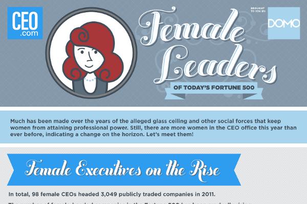 47 Bizarre Fortune 500 CEO Demographics
