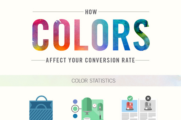 5 Website Colors that Affect Consumer Spending