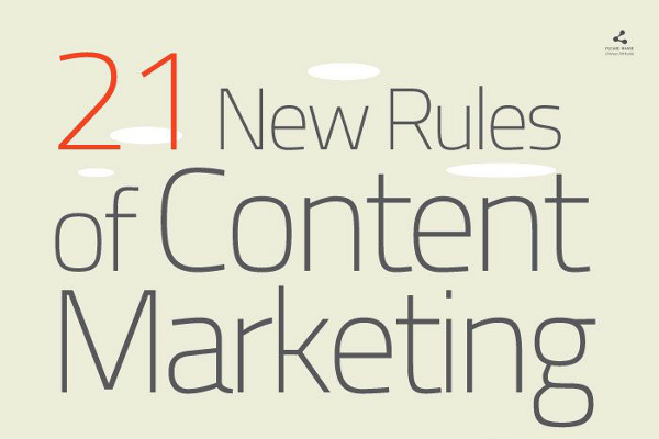 Rules of Content Marketing