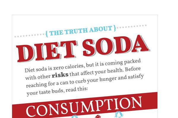 22 Uncommon Diet Soda Statistics