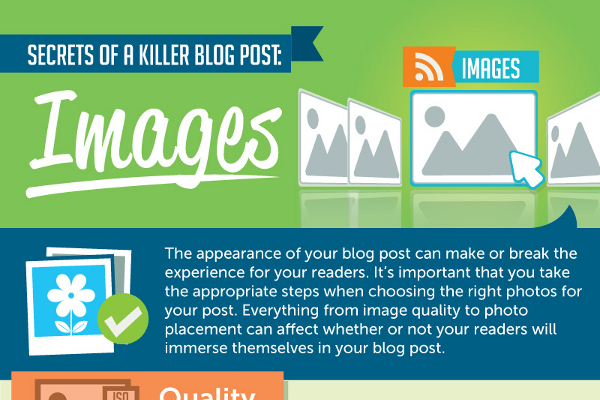 23 Tips for Using Photos in a Blog Post
