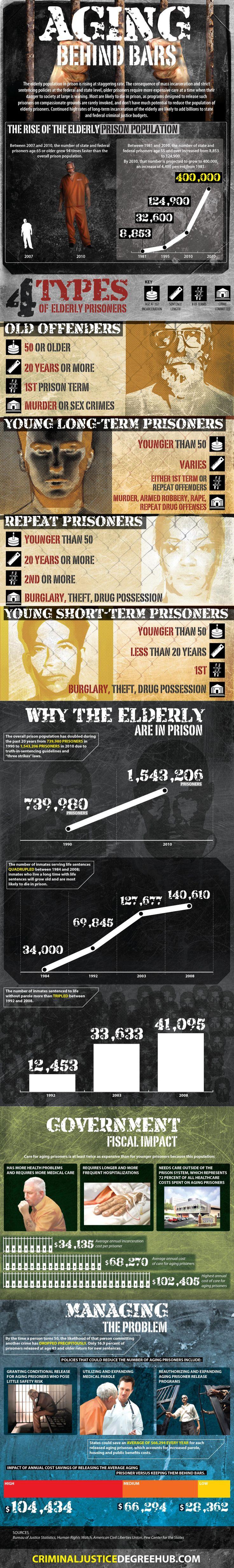 US Prison Population and Sentences