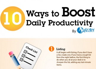 10 Great Ways to Increase Your Productivity