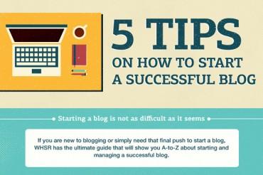 5 Keys to Having a Successful Blog