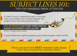 9 Incredible Email Subject Line Ideas