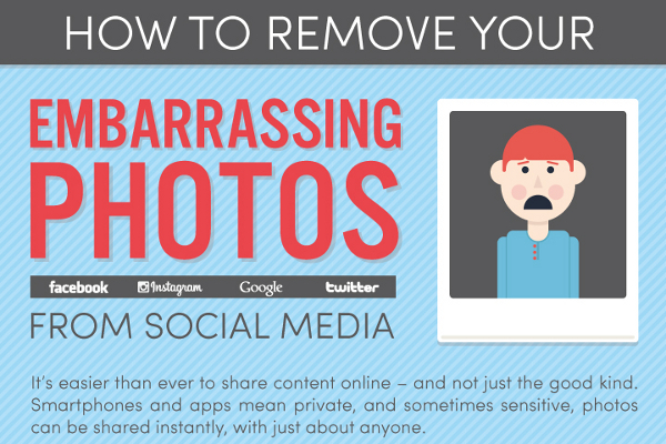 How to Remove Photos from Facebook and Google