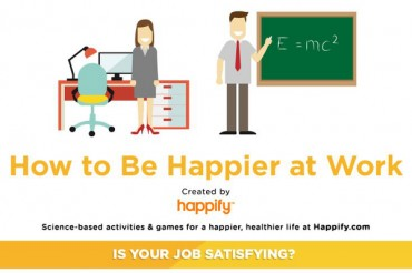 19 Ways to Improve Happiness at Work