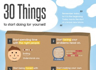 30 Incredible Ways to Improve Yourself Today