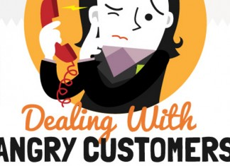 6 Tips for Dealing with an Angry Customer